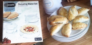 Product Review: Dumpling / Pasty Maker