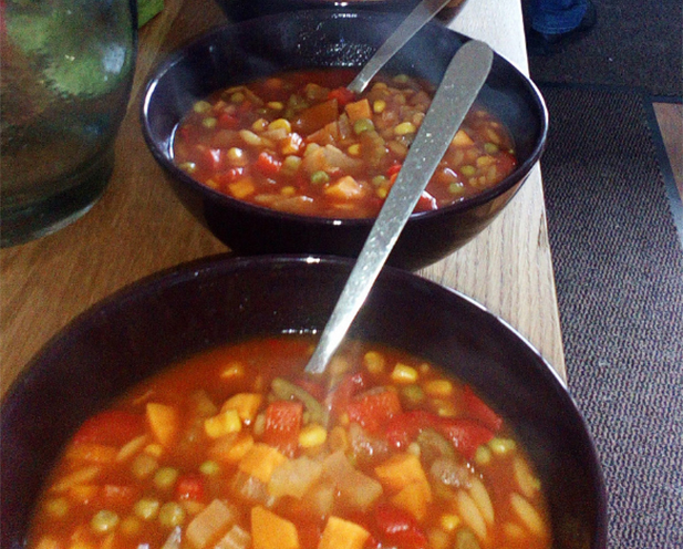 Soup Time Again!