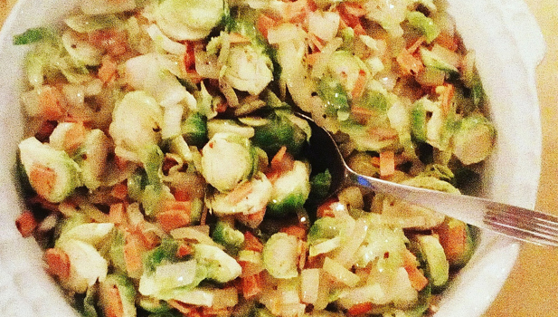 Stir-Fry Sprouts