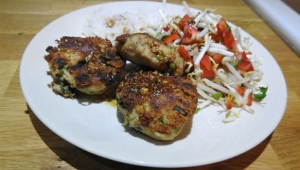 Tasty Tuna Fishcakes